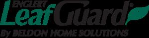 englert leaf guard gutters by beldon home solutions logo